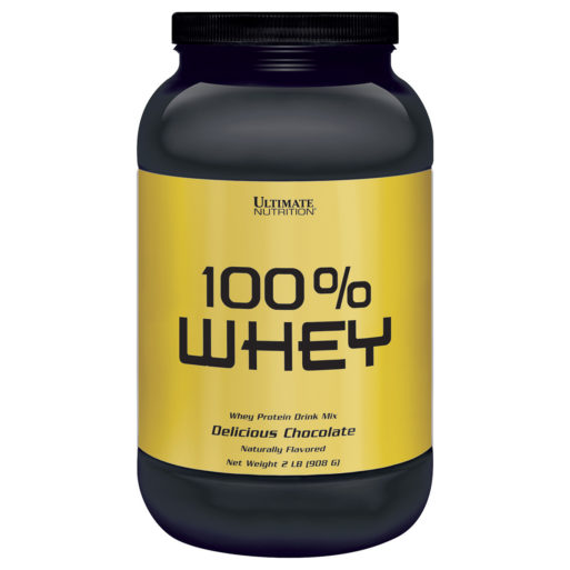 100% Whey (908g) Chocolate Ultimate Nutrition