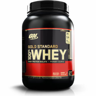 100% Whey Gold Standard (909g Cookies) Optimum Nutrition