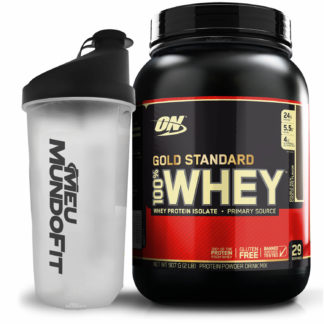 100% Whey Gold Standard (909g) ON + Shaker