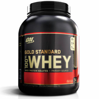 100% Whey Gold Standard (2.270g Chocolate) Optimum Nutrition