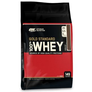 100% Whey Protein (4.540g) Optimum Nutrition Chocolate