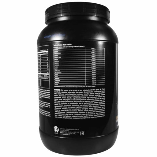 Animal Whey (907g) Universal Nutrition 3