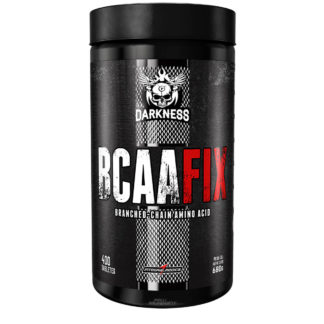 BCAA Fix Darkness (400 tabs) Integralmédica