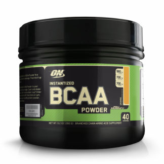 BCAA Powder (260g) Laranja Optimum Nutrition