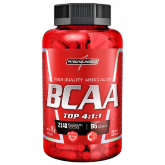 BCAA Top 4:1:1 (120 caps) Integralmédica