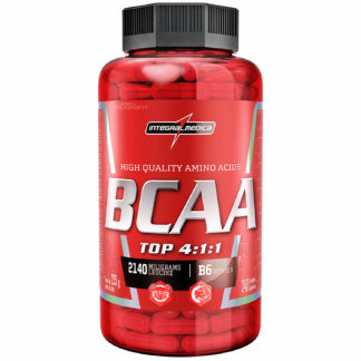 BCAA Top 4:1:1 (240 caps) Integralmédica