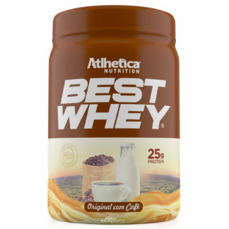 Best Whey (450g Original + Café) Atlhetica Nutrition