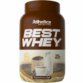 Best Whey (900g Original Café) Atlhetica Nutrition