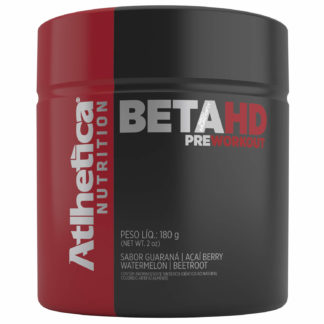 Beta HD Pre Workout (180g) Atlhetica Nutrition