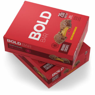Bold Bar (12 Barras de 60g) Bombom Crocante Bold Snacks