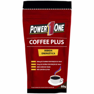 Coffee Plus Bebida Energética (60g) Power1One