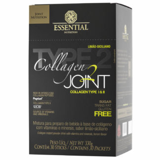 Collagen 2 Joint (30 sachês Limão) Essential Nutrition