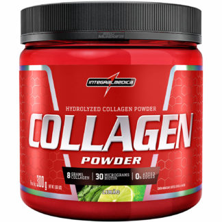Collagen Powder (300g Sabor Limão) Integralmédica