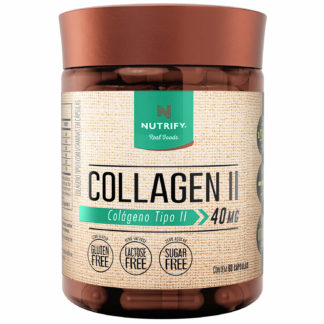 Collagen Tipo II (60 caps) Nutrify