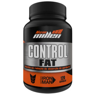 Control Fat (120 caps) New Millen