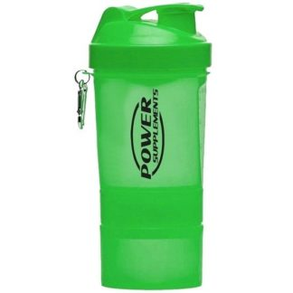 Coqueteleira Power Verde (400 ml) Power Supplements