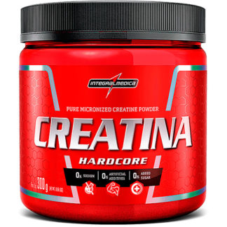 Creatina Hardcore (300g) Integralmédica