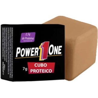 Cubo Proteico (1 un. 7g) Power1One
