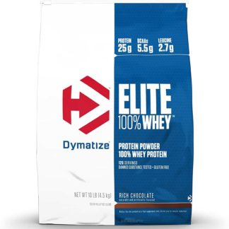 Elite Whey Protein (4,5kg Chocolate) Dymatize Nutrition