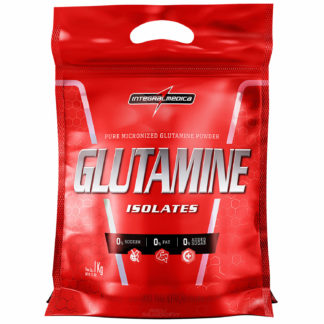 Glutamina Isolates (1kg) Integralmédica