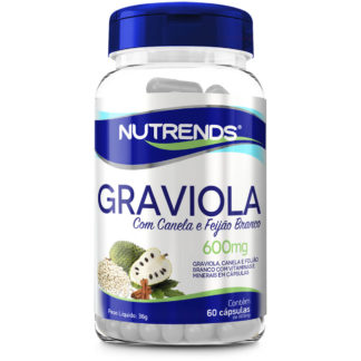 Graviola 600mg (60 caps) Nutrends