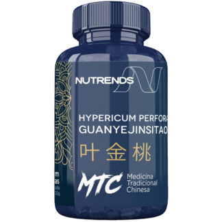 Hypericum Perforatum L - Guanyejinsitao (60 caps) Nutrends
