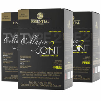 Kit Collagen 2 Joint ( 3 Caixas com 30 sachês) Essential Nutrition