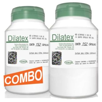 Kit Dilatex Extra Pump (2 x 152 caps) Power Supplements