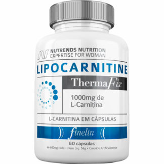 Lipocarnitine 600mg (60 caps) Nutrends