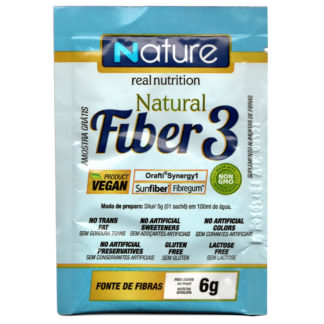 Natural Fiber 3 (6g) Nature Real NutritionNatural Fiber 3 (6g) Nature Real Nutrition