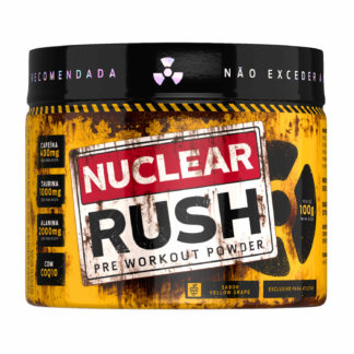Nuclear Rush Pre Workout (100g Uva) BodyAction