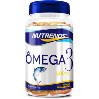 Ômega 3 500mg (240 caps) Nutrends