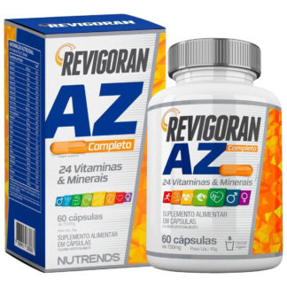 Revigoran A-Z Multivitamínico (60 caps) Nutrends
