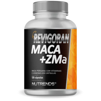 Revigoran Maca + ZMA (120 caps) Nutrends