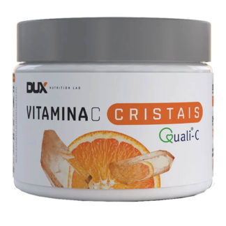 Vitamina C Cristais Quali-C (200g) DUX Nutrition Lab