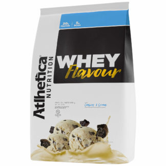 Whey Flavour (850g Cookies & Cream) Atlhetica Nutrition